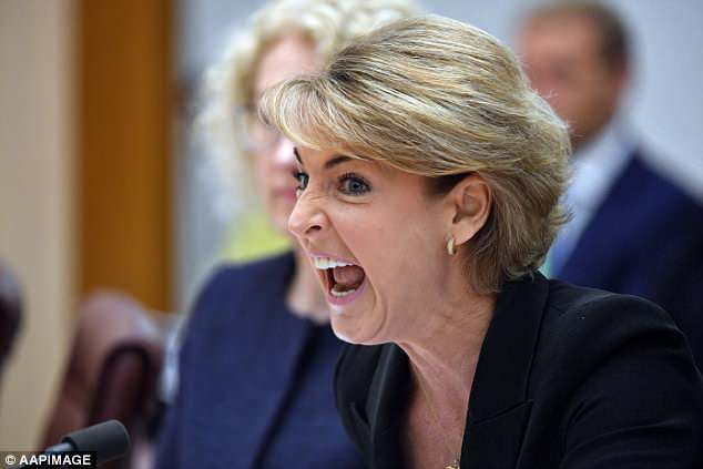Michaelia Cash Political Bitch